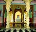 Lobby Mahalkhas Palace