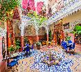 Lobby Riad Bleu Du Sud