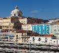 General view Hello Lisbon Santa Apolonia Apartments