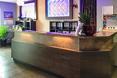Lobby Comfort Hotel Dijon Sud