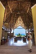 Lobby Gold Zanzibar Beach House & Spa