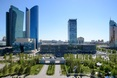 General view Rixos President Astana