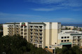 General view Courtyard Cocoa Beach Cape Canaveral