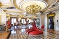 Lobby Daru Sultan Hotels Galata
