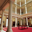Lobby Grand Hotel Majestic
