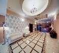 Lobby Hotel Aurora Family & Spa