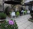 Terrace Inter-hotel Rochefort Roca-fortis