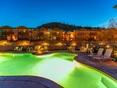 Pool Majestic View Lodge