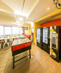 Sports and Entertainment A&t Holiday Hostel Wien