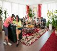 Lobby A&t Holiday Hostel Wien