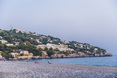 General view La Caleta Bay