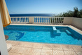 Pool Achlia Villas