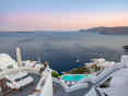 General view Canaves Oia Sunday Suites