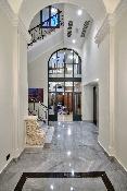 Lobby La Falconeria Hotel