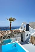 Pool Opera Mansion Santorini