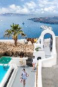 Terrace Opera Mansion Santorini