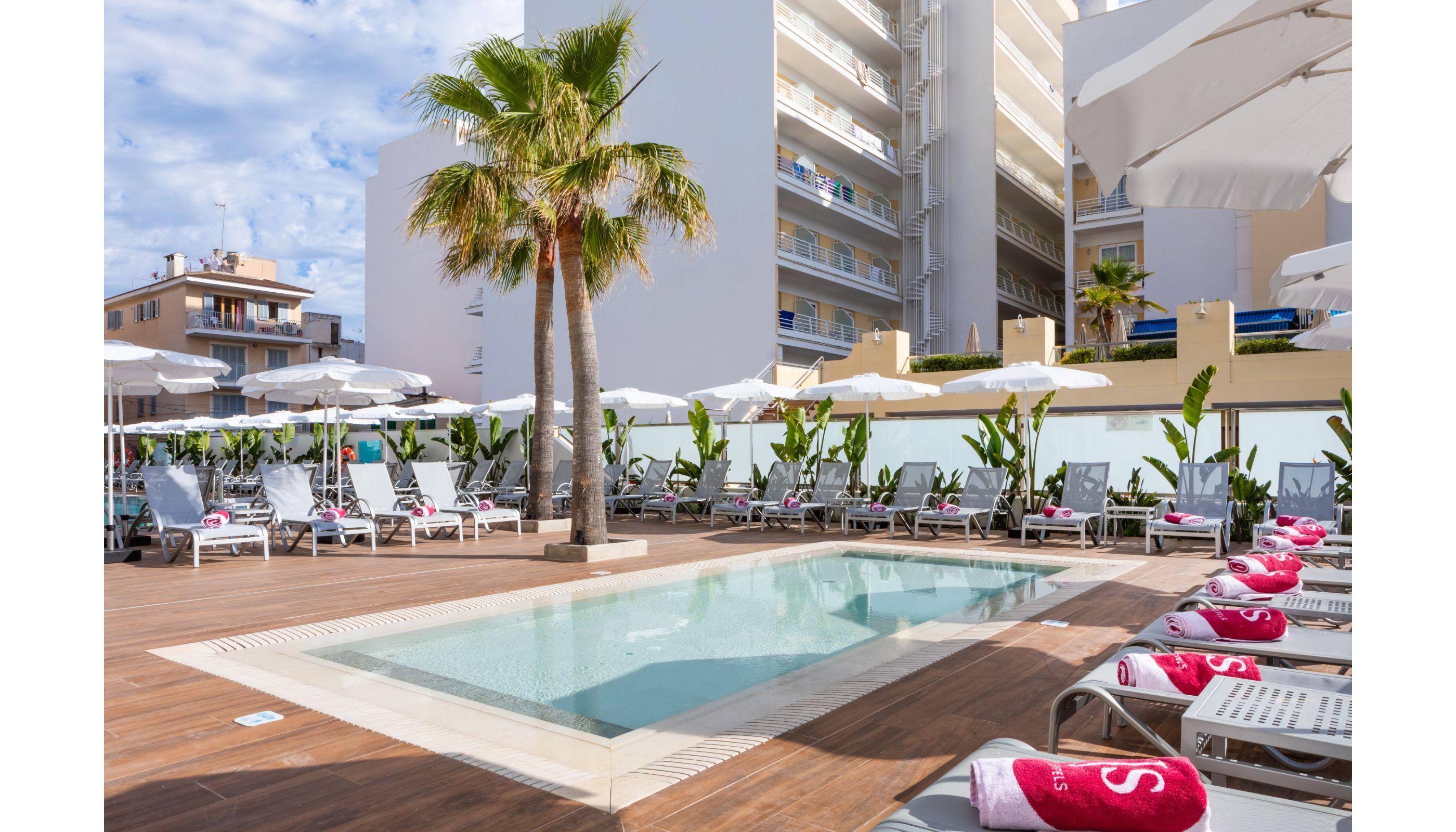 Hotel JS Yate, Baleares