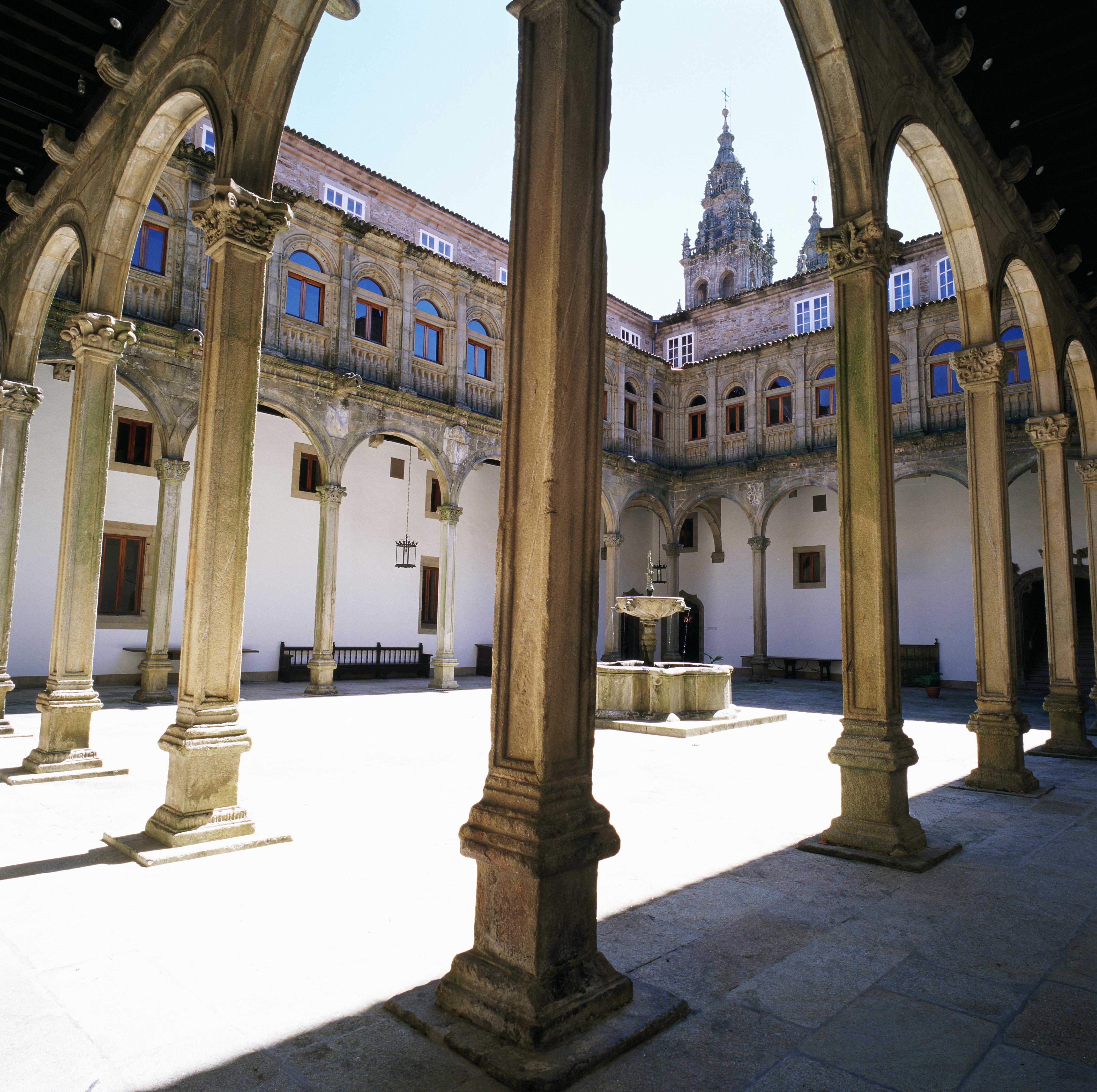 Parador de Santiago de Compostela, A Coruña