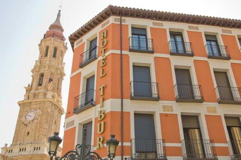 Tibur, Zaragoza