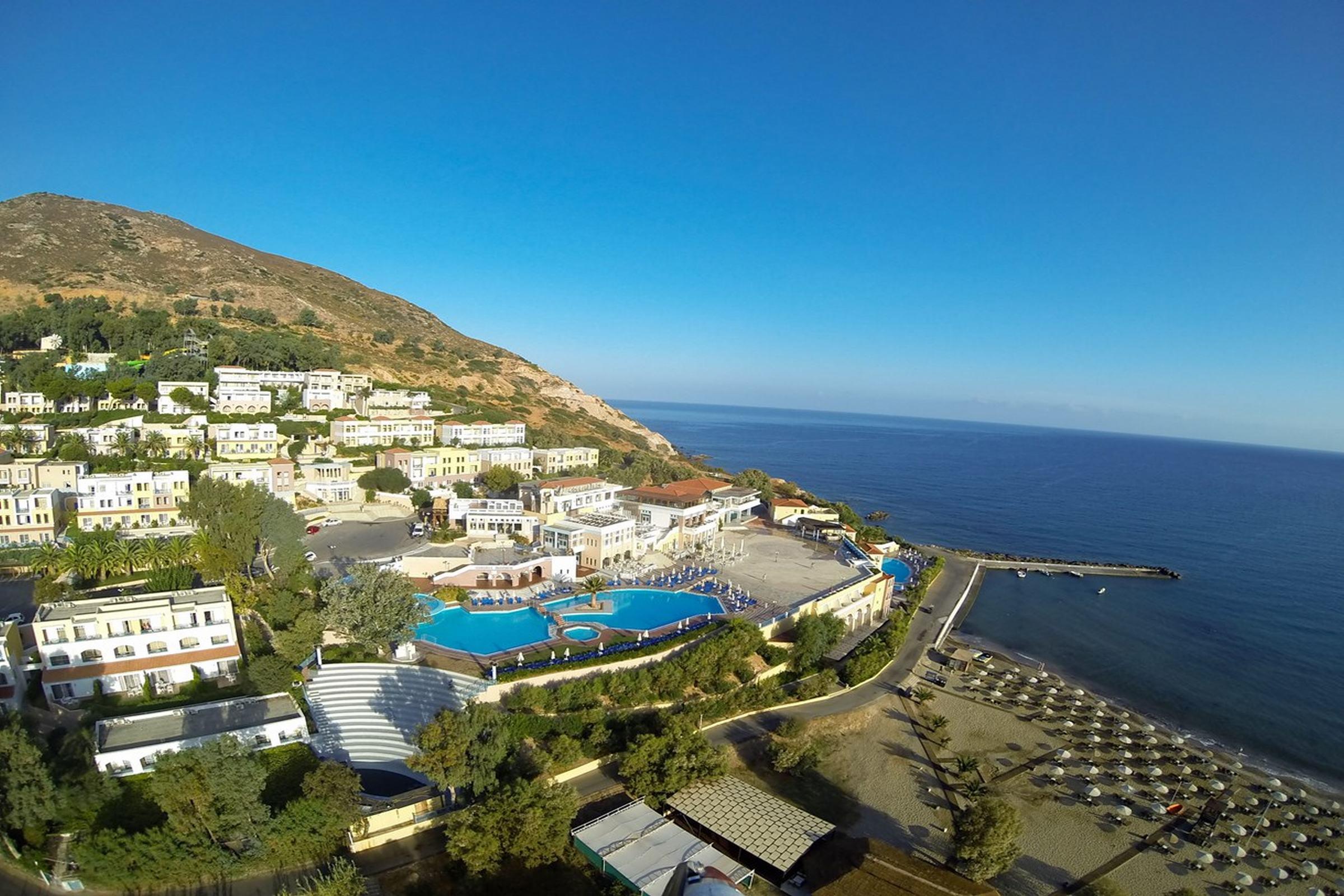 Fodele Beach, Crete