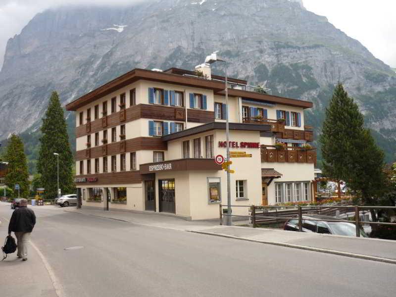 Hotel Spinne, Interlaken