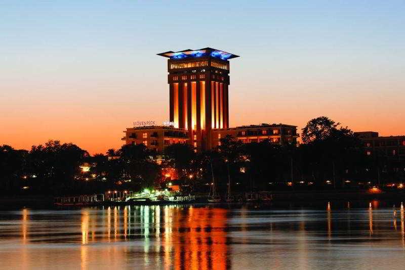 Movenpick Resort Aswan, Aswan