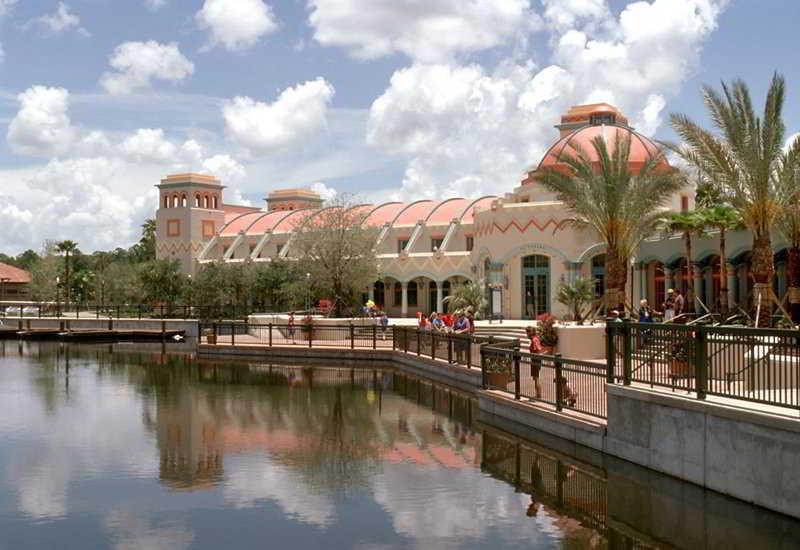 Disney's Coronado Springs Resort, Orange