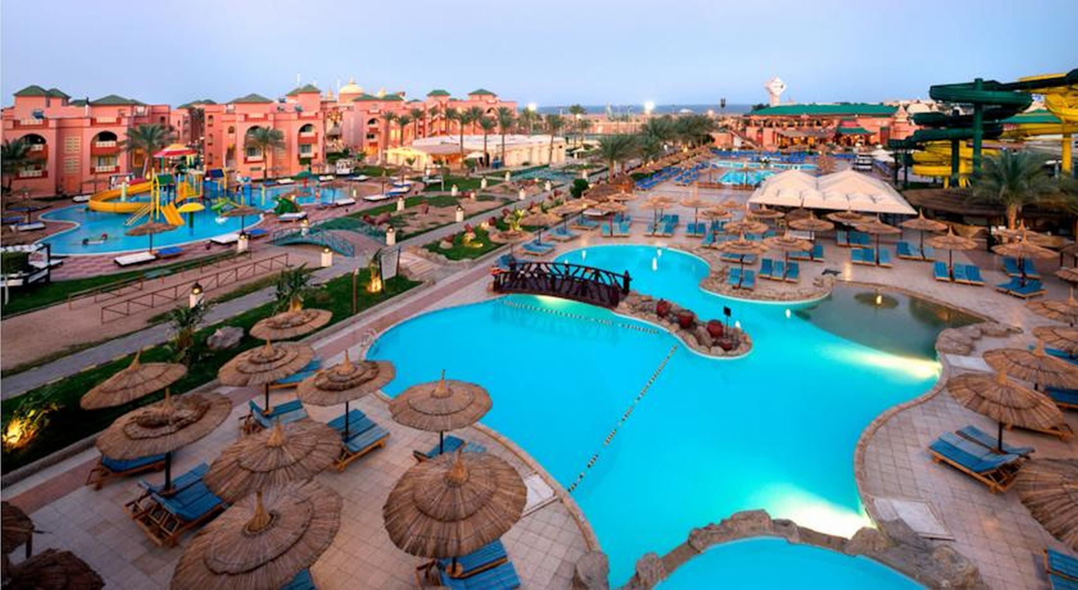 Albatros Aqua Park Resort, Al-Ghurdaqah
