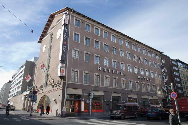 Original Sokos Hotel Seurahuone Turku, Finland Proper