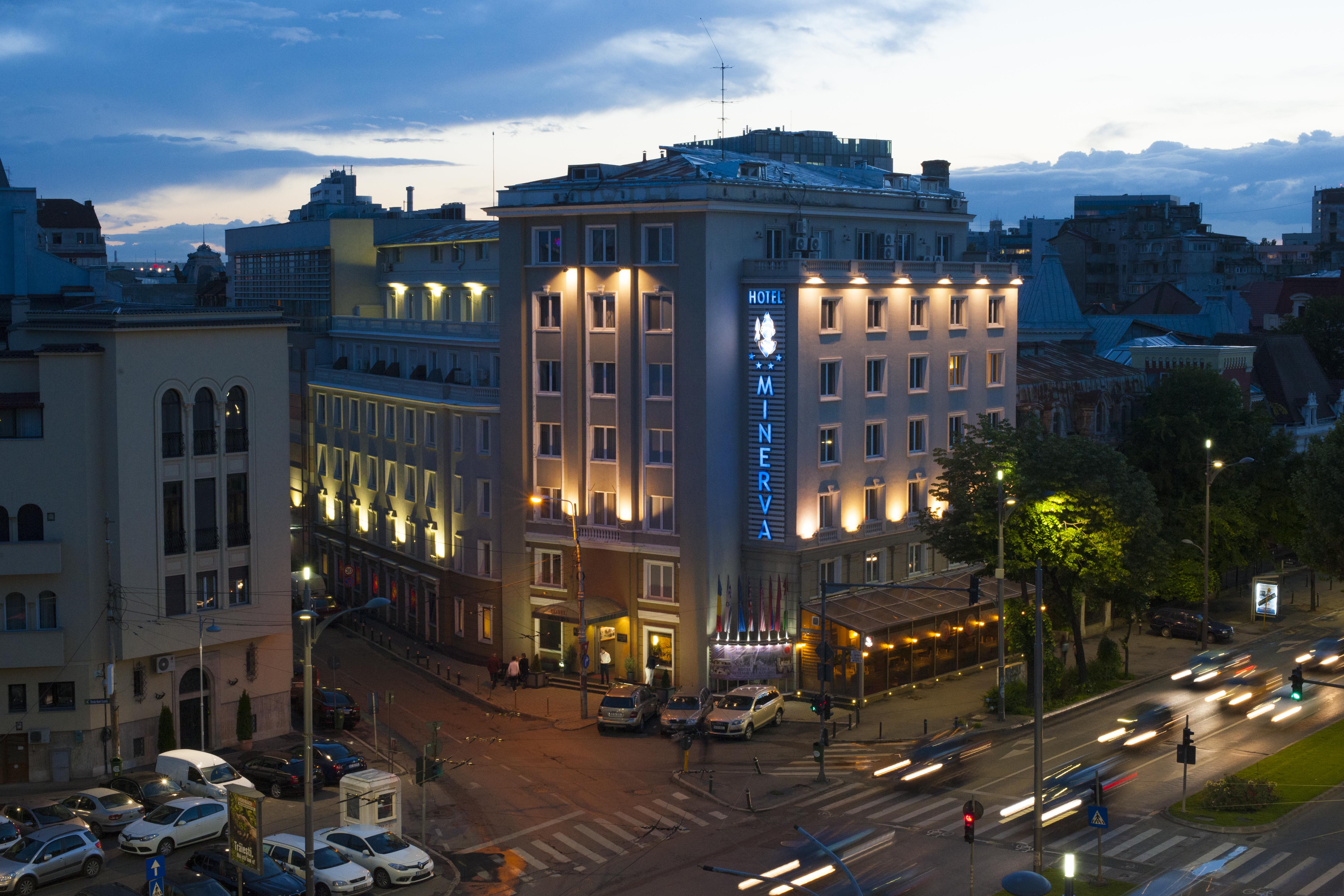 Hotel Minerva, Municipiul Bucuresti