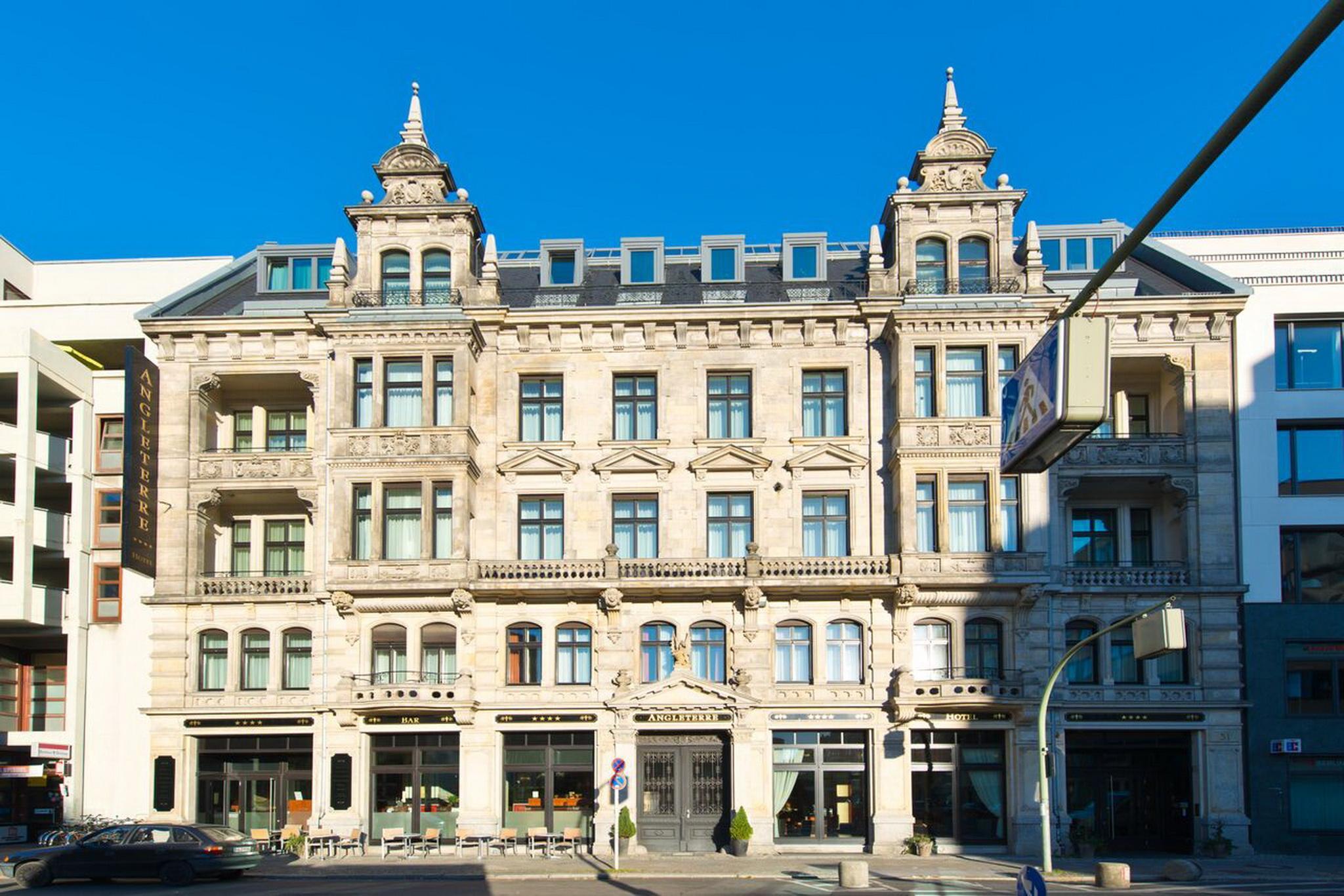 Angleterre Hotel, Berlin
