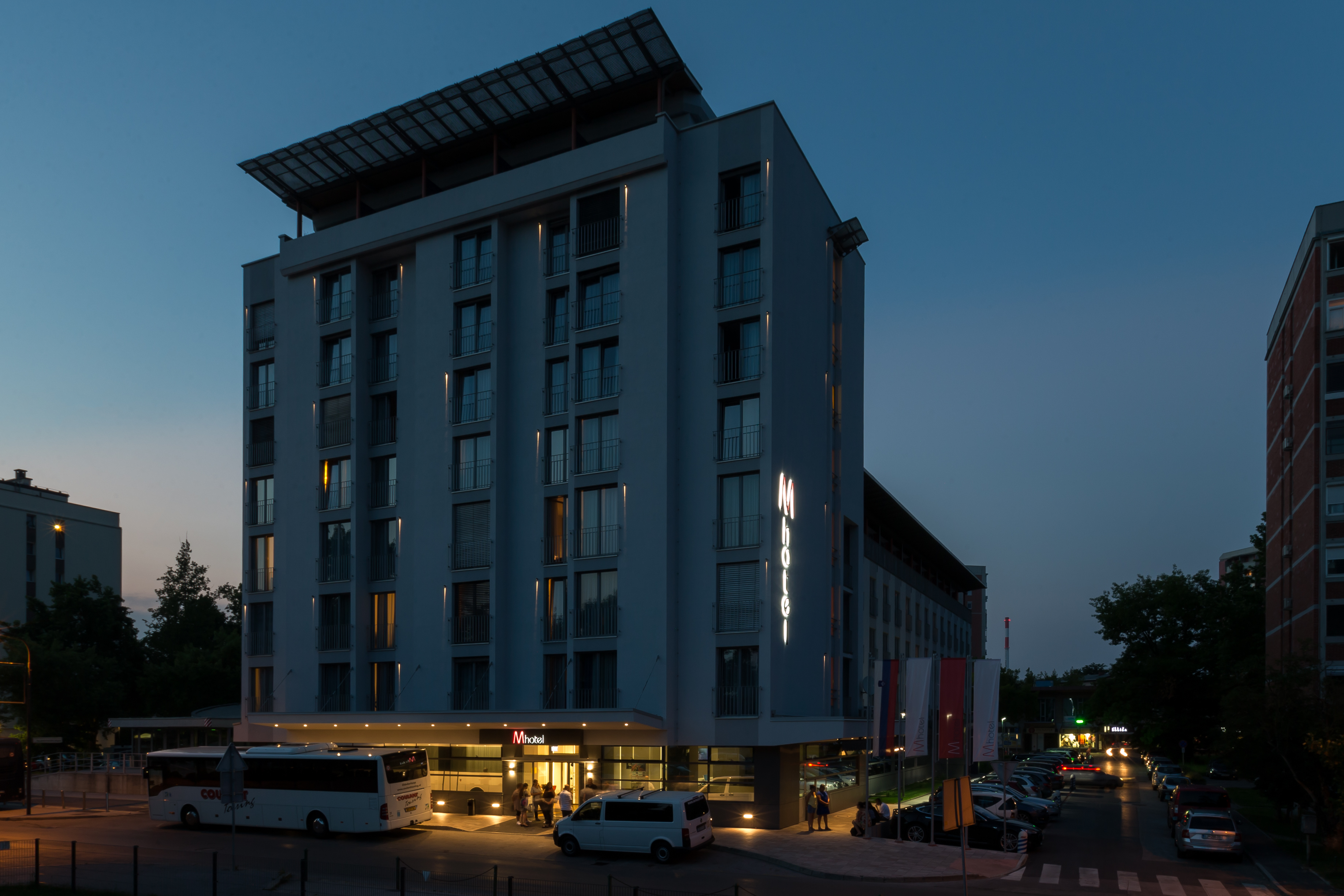 Hotel M, Ljubljana