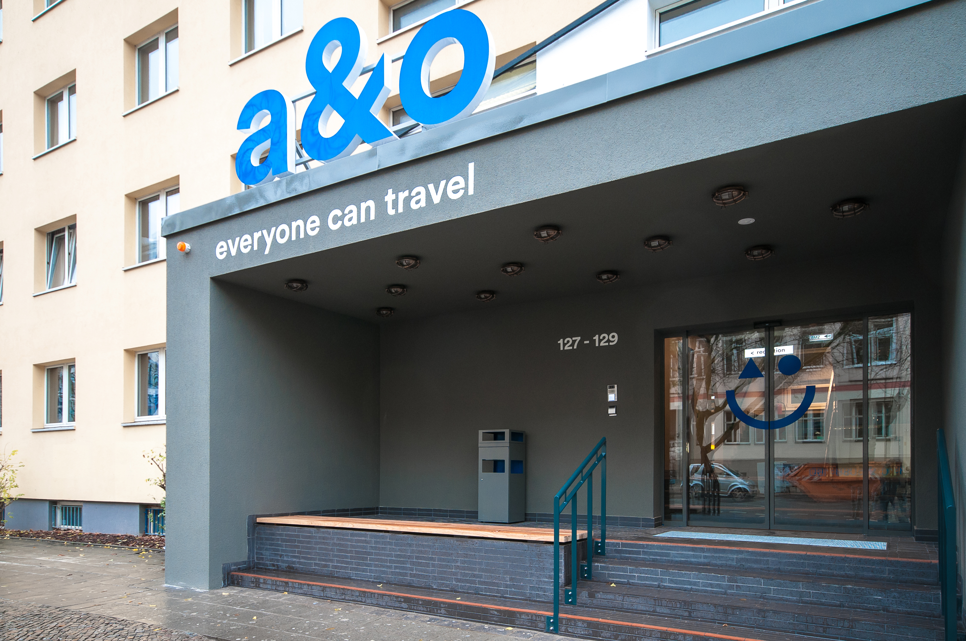 a&o Berlin Mitte, Berlin