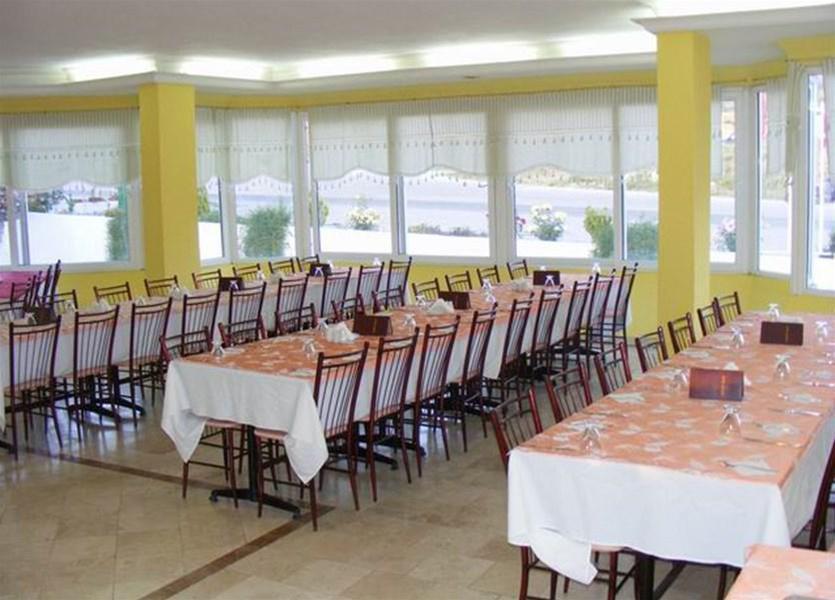 Uyum Hotel, Akköy