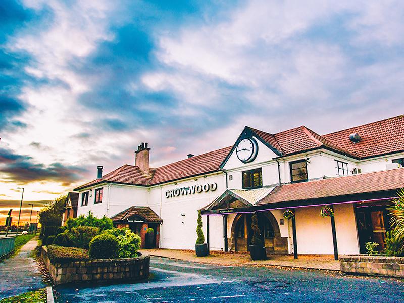 Crowwood Hotel Glasgow, North Lanarkshire