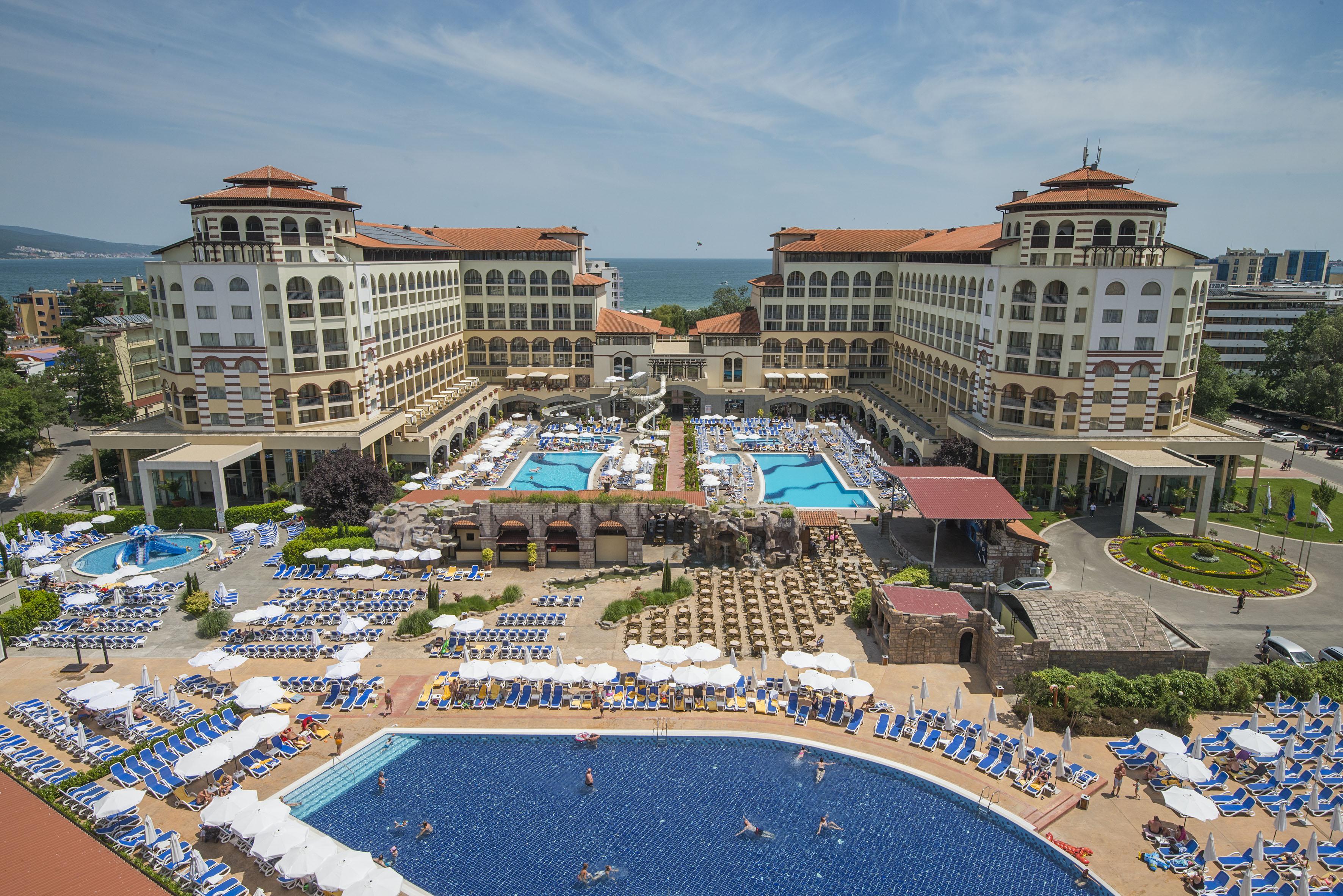 Iberostar Sunny Beach Resort, Nesebar