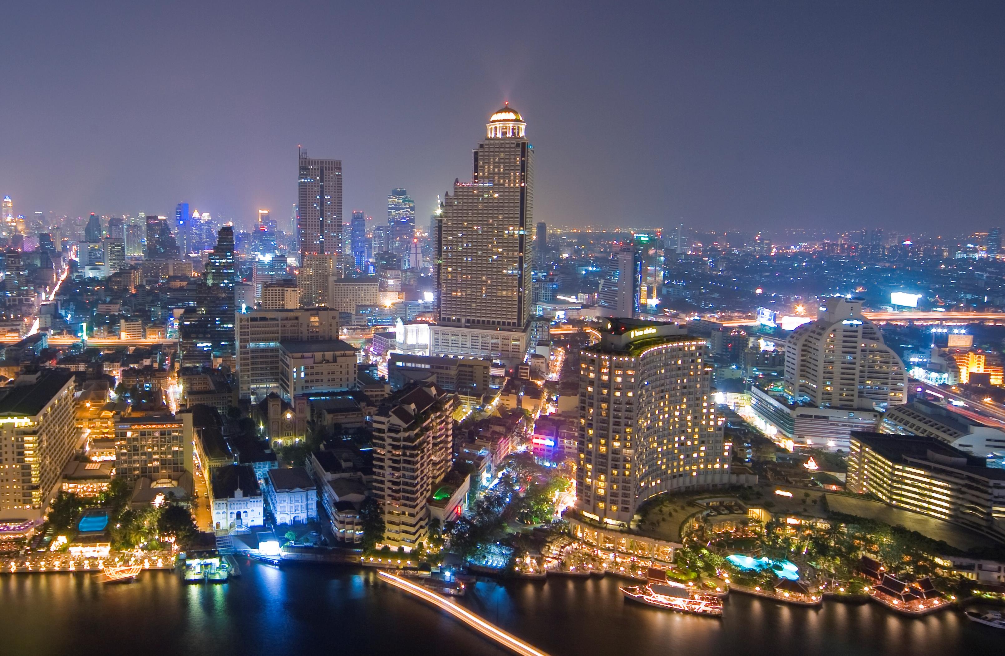 The Peninsula Bangkok, Bang Rak