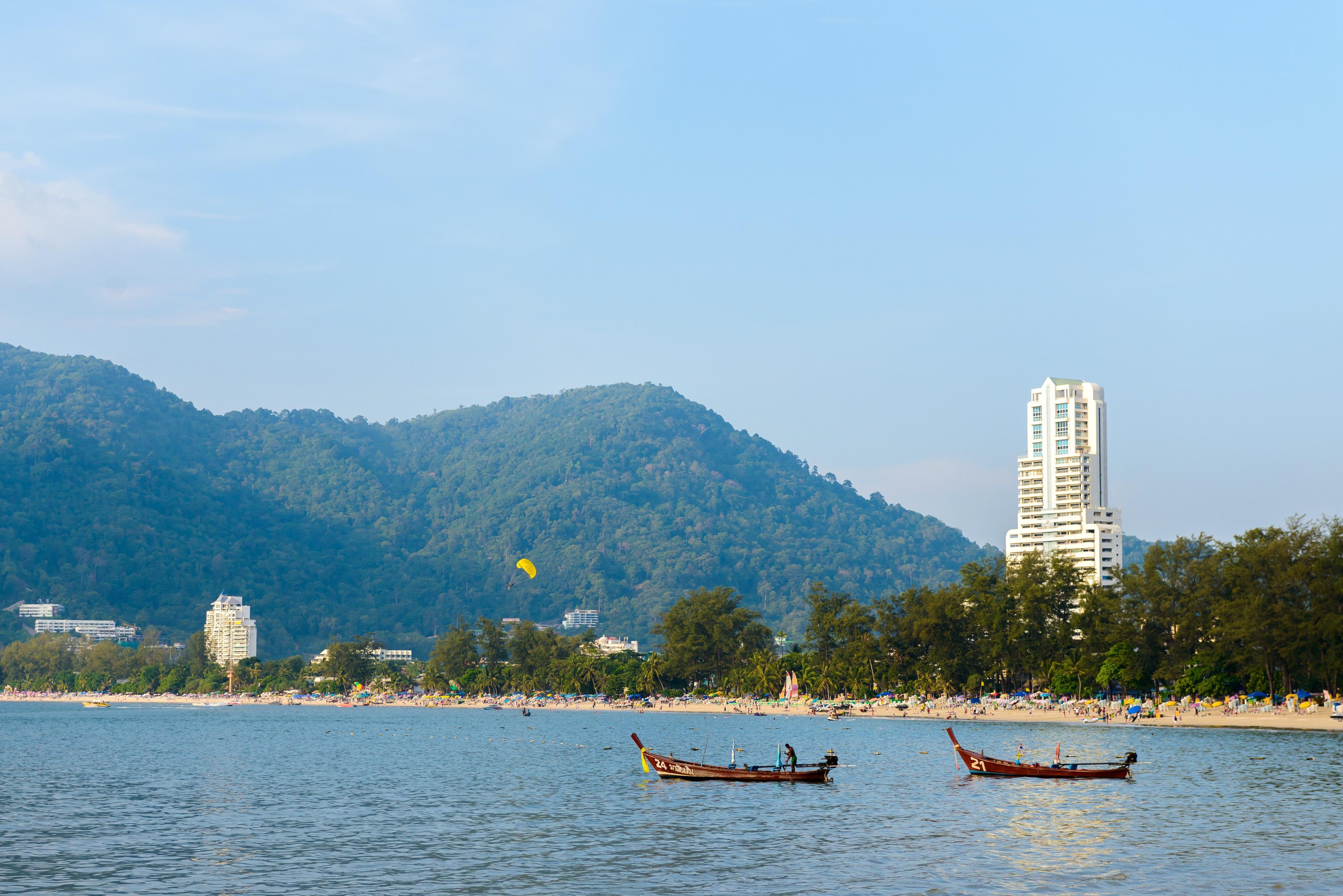 Seaview Patong Hotel, Pulau Phuket