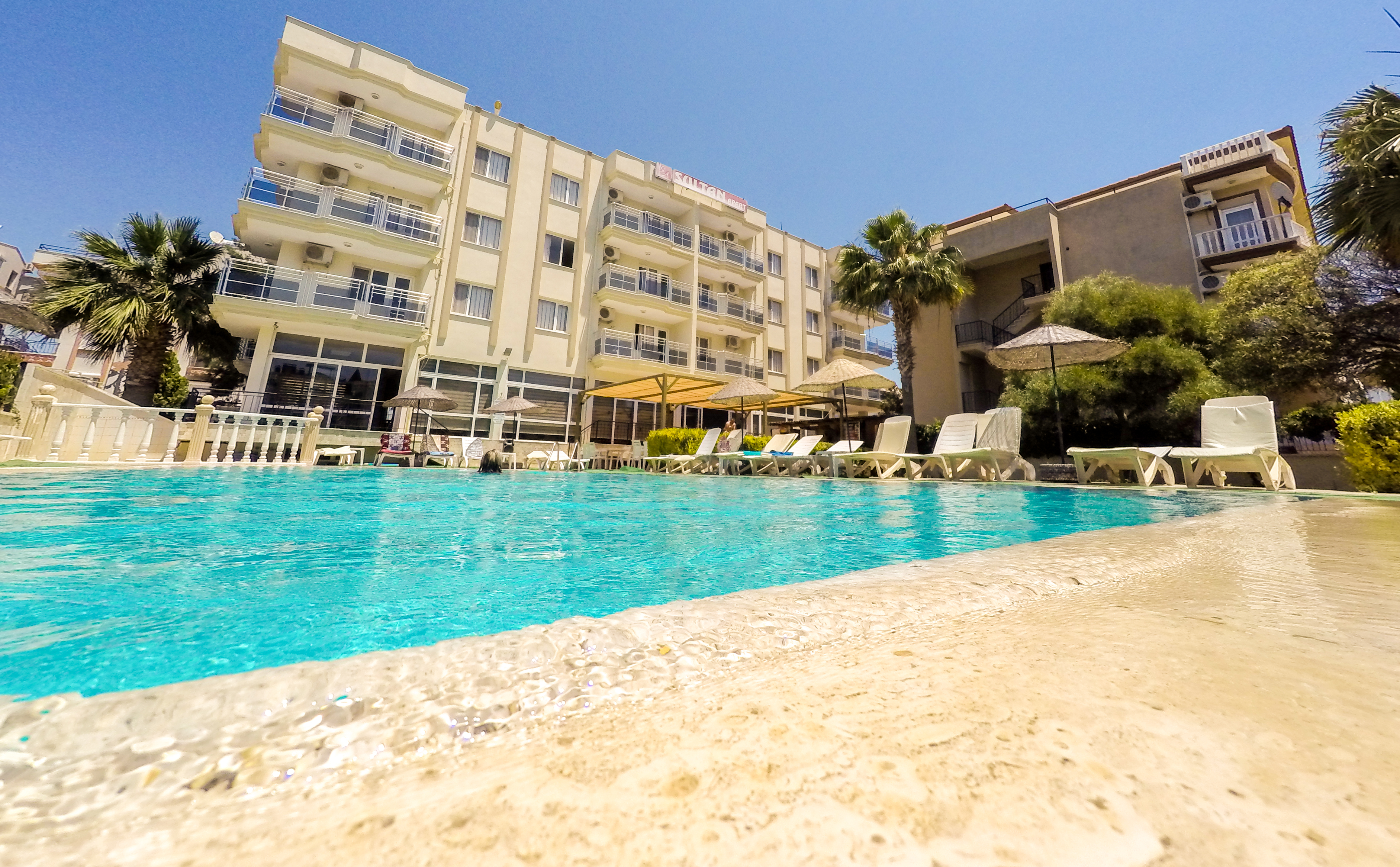 Sultan Apartment, Didim