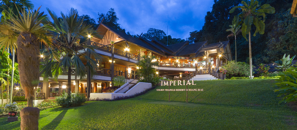 Imperial Golden Triangle Resort, Chiang Rai, Chiang Saen