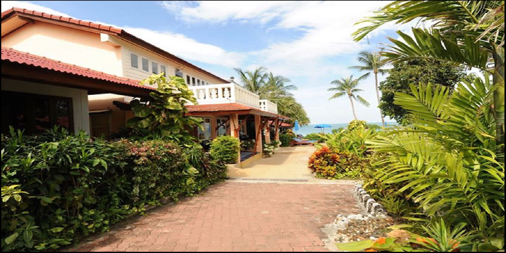 Chaweng Resort, Ko Samui