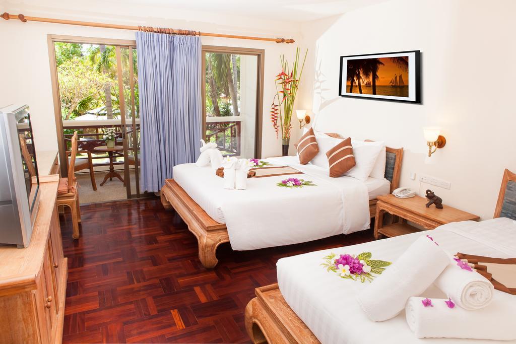 Chaweng Blue Lagoon Hotel, Ko Samui