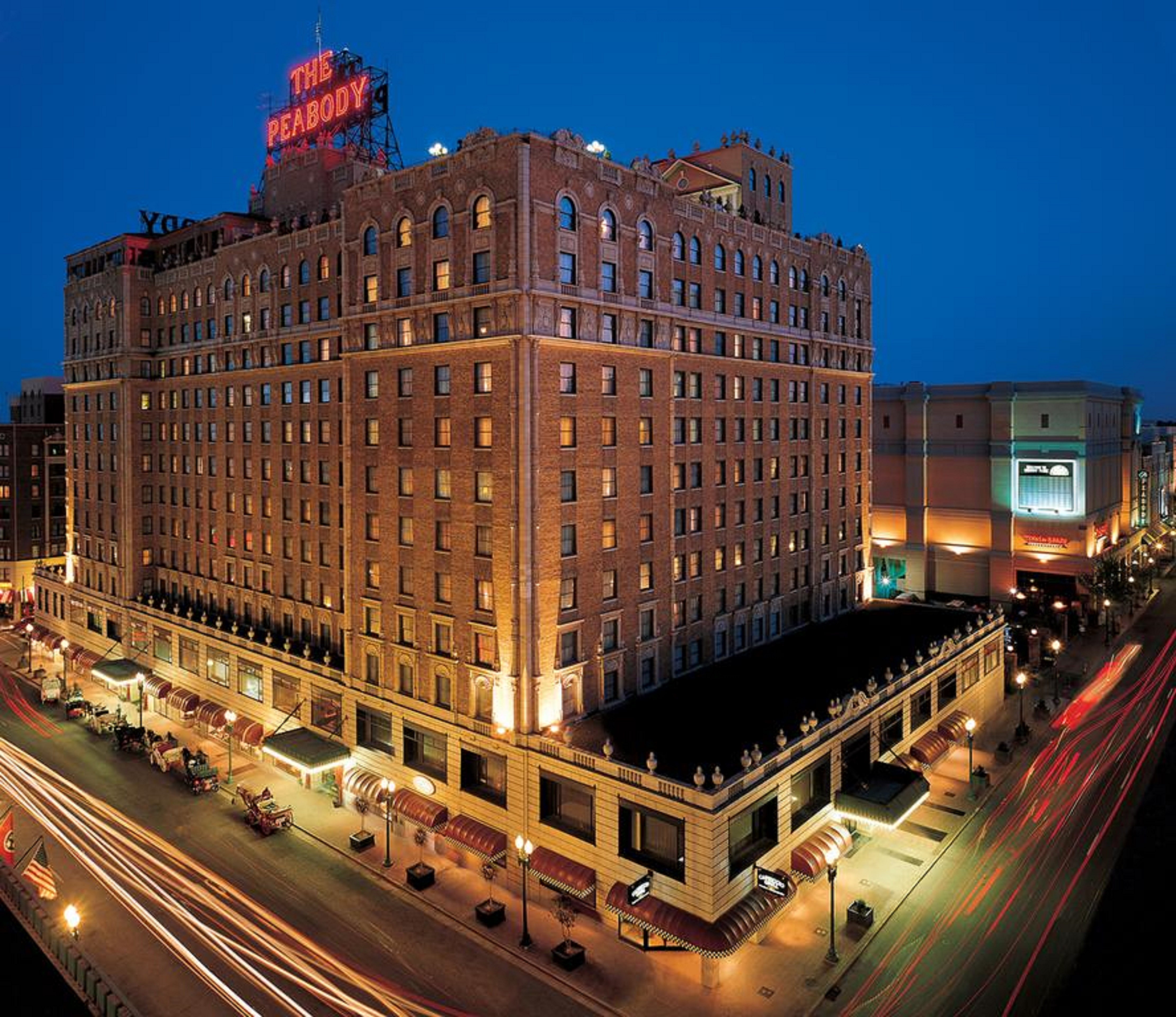 The Peabody Memphis, Shelby