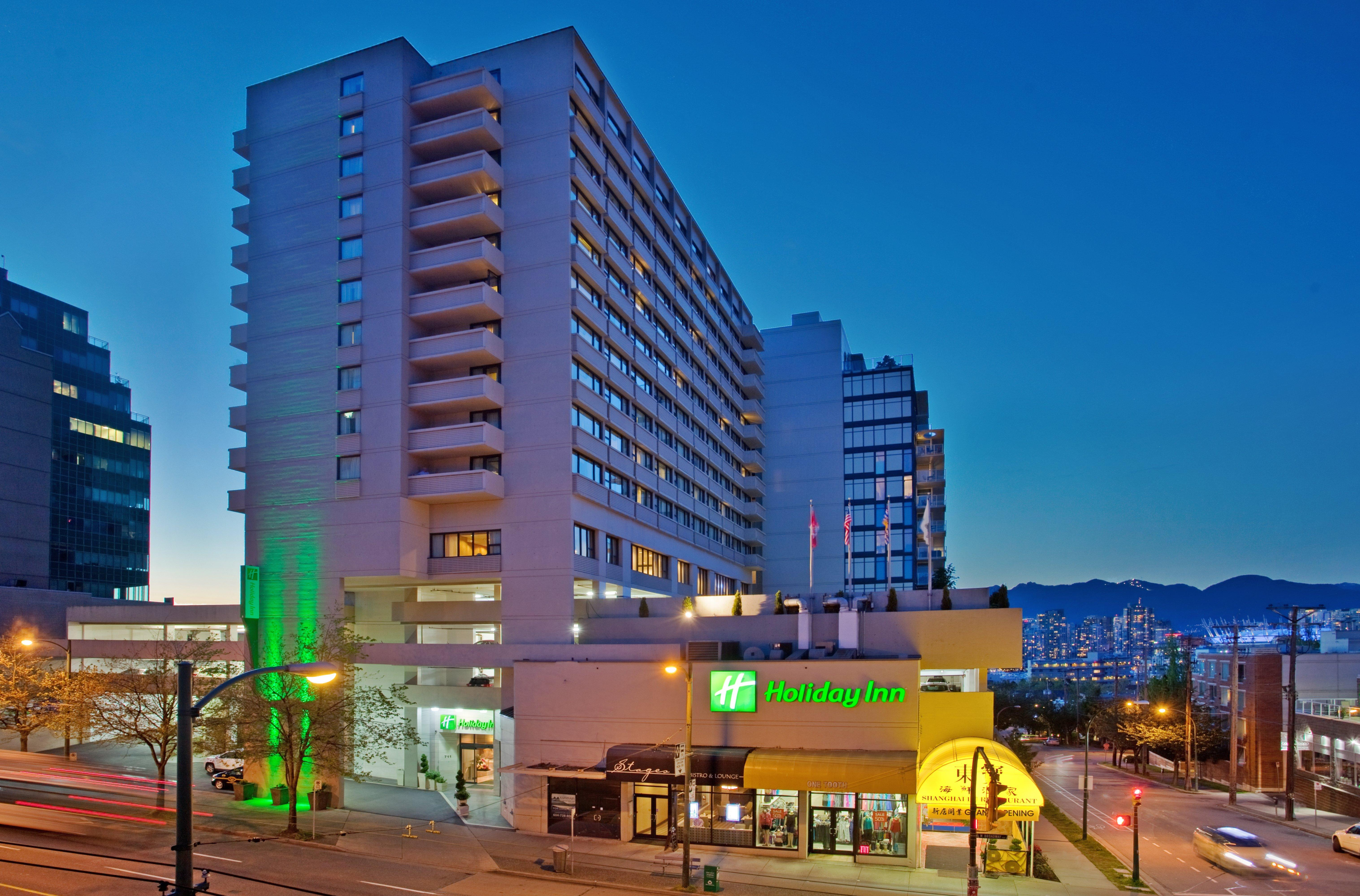 Holiday Inn Vancouver Centre, Greater Vancouver