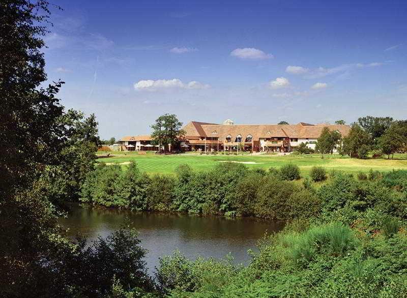 Marriott Hotel St Pierre, Monmouthshire