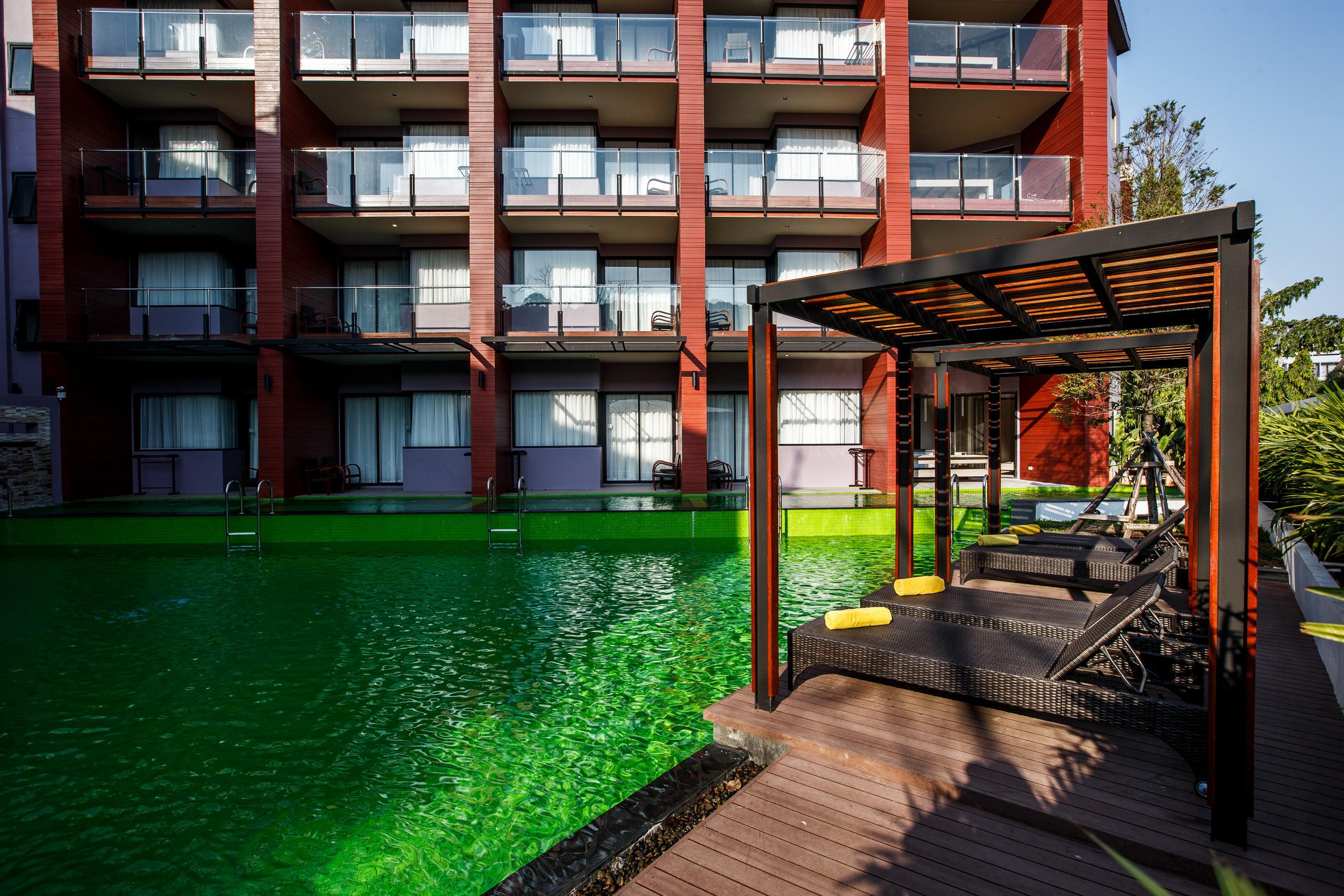 Krabi La Playa Resort, Muang Krabi