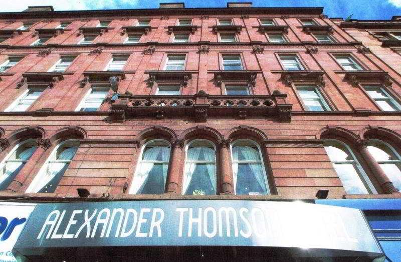 Alexander Thomson Hotel, Glasgow