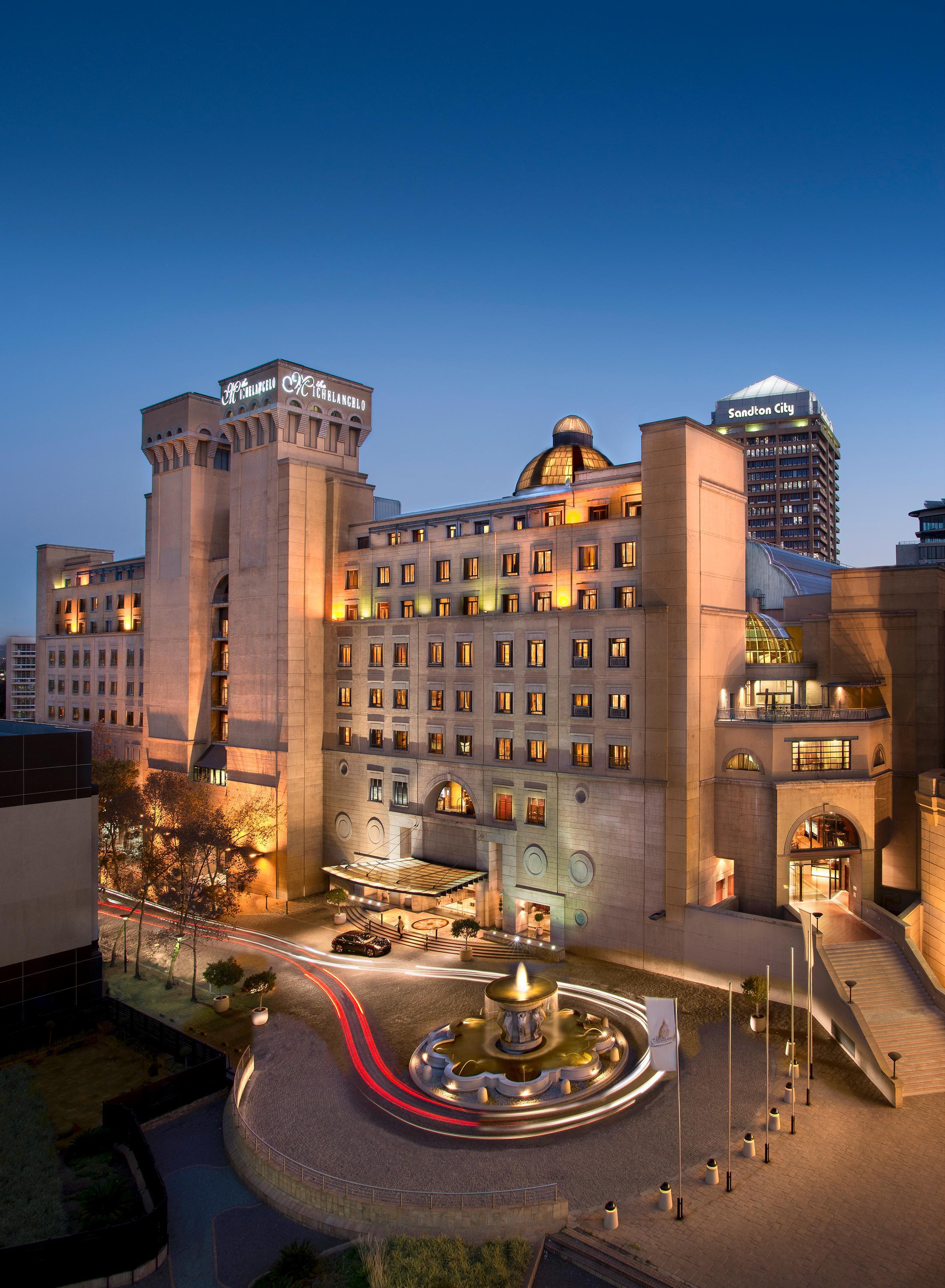 The Michelangelo Hotel, City of Johannesburg