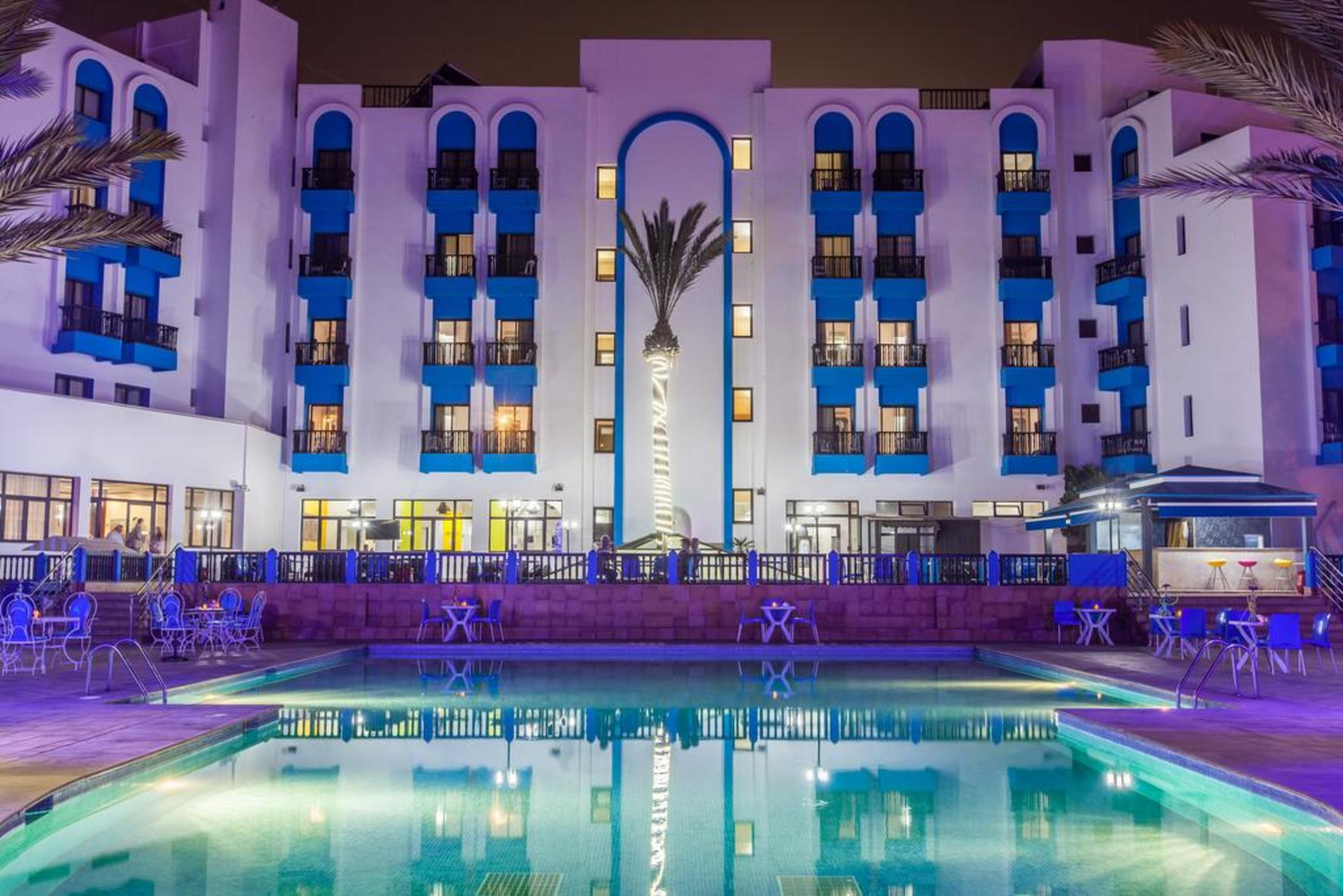 Oasis, Agadir-Ida ou Tanane