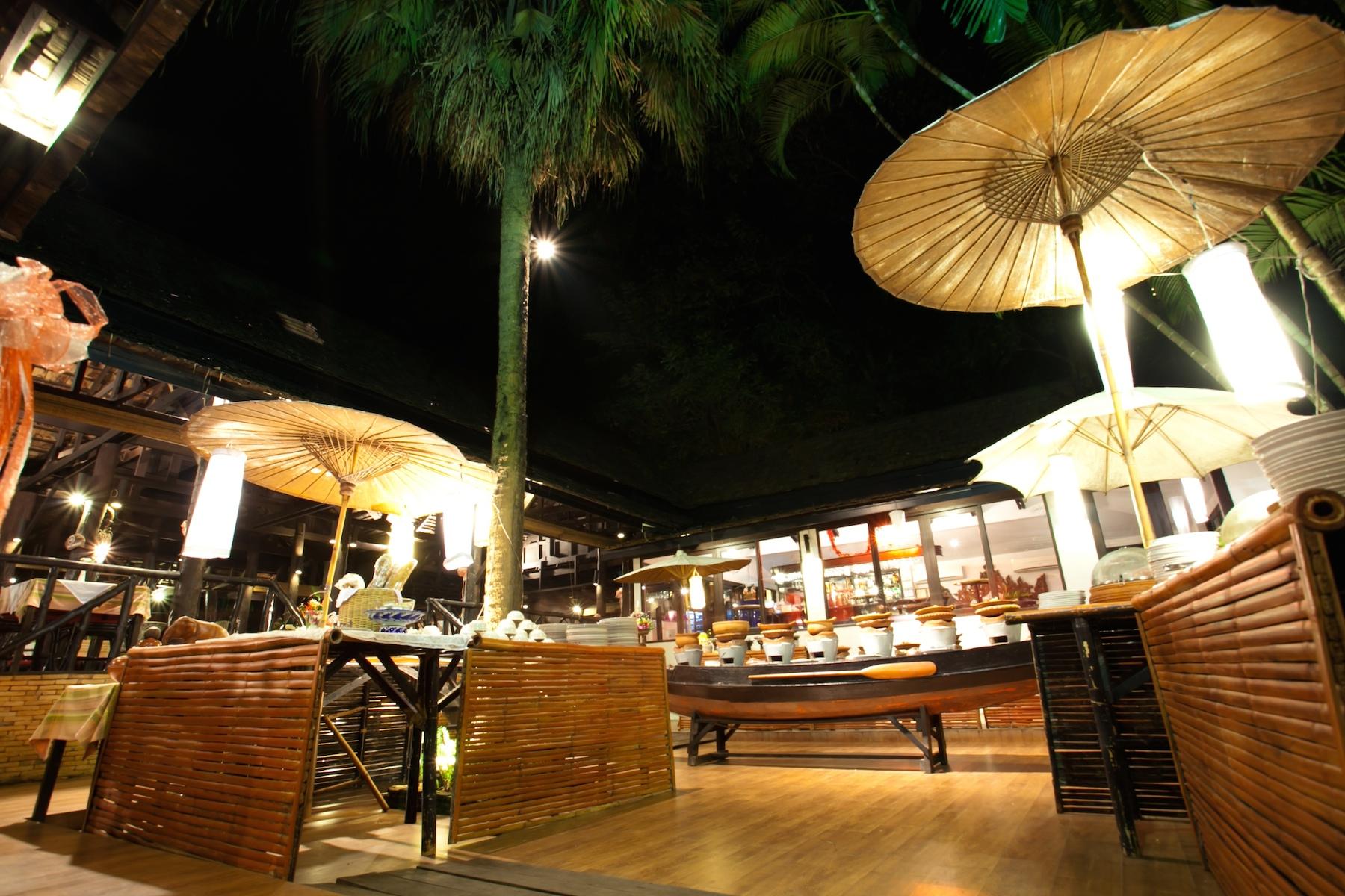 Lampang River Lodge, Muang Lampang